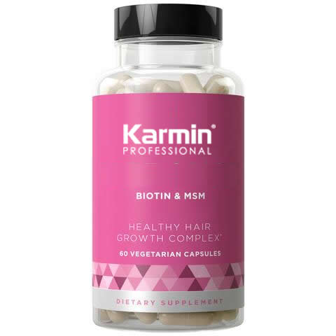 Karmin Healthy Hair Vitamins